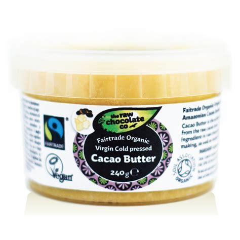 Cacao Butter 225 Gram the chocolate co cacao butter 240g the chocolate co