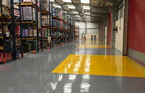 industrial floor coatings epoxy resin floor paint