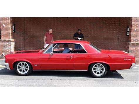 pontiac gto 1964 1964 pontiac gto for sale on classiccars 31 available