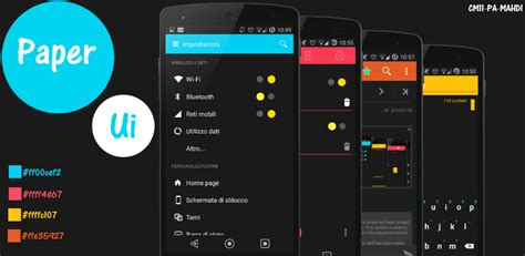 android ui themes download top 5 themes for cm11