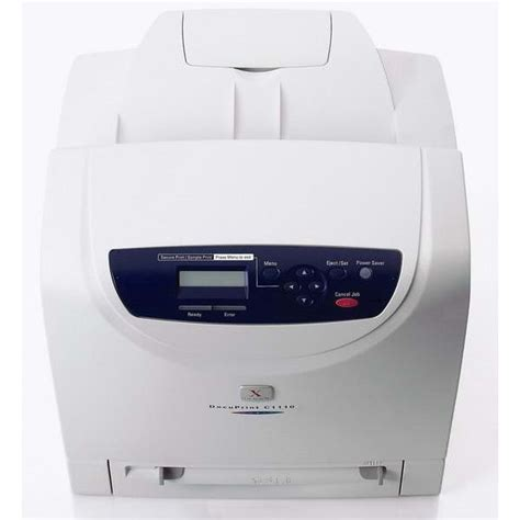 Printer Xerox C1110b jual printer fuji xerox laser printer a4 color docuprint c1110b laris komputer