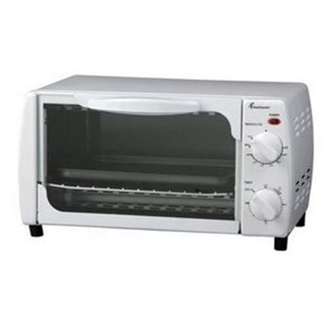 Toastmaster Toaster Oven Toastmaster 4 Slice Toaster Oven Broiler Tov350w Reviews