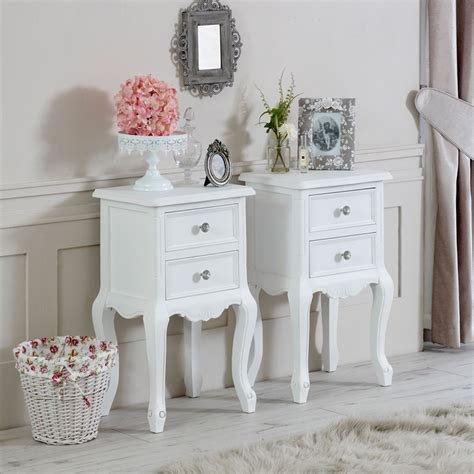 white single wardrobe dressing table set pair of