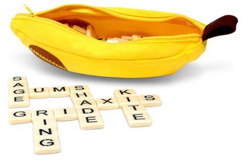 banana like scrabble bananagrams pouch the dieline packaging branding