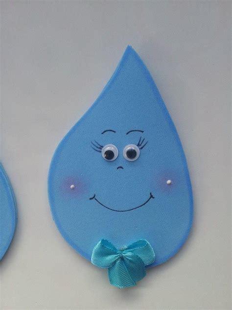 imagenes disfraz gotas de agua gota d 193 gua dedoche point do e v a atelie elo7