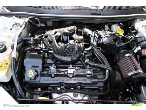 automotive repair manual 2007 chrysler sebring engine control 2003 chrysler sebring lxi convertible 2 7 liter dohc 24 valve v6 engine photo 49107356