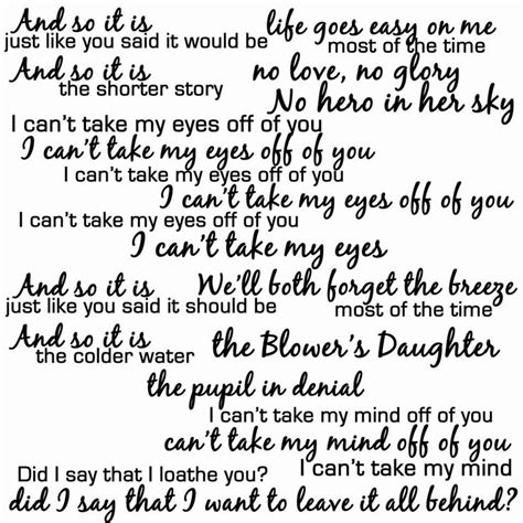 truly madly deeply testo 17 ideas about damien rice on song lyric