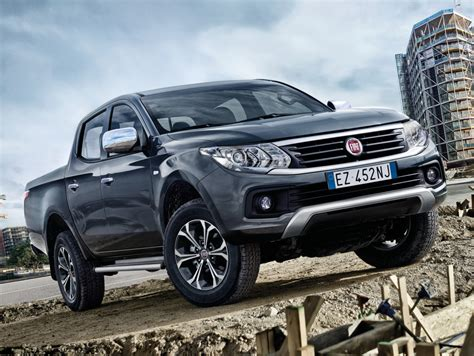 Auto Europ by 2016 Fiat Fullback Will Go On Sale In Europe In May