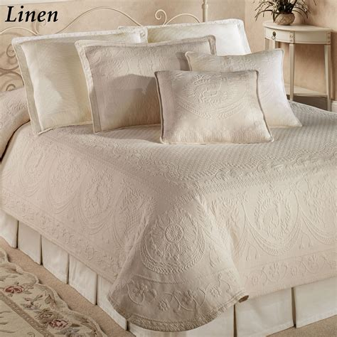 best coverlet scalloped bedding 2 english rose matelasse sham jacquard