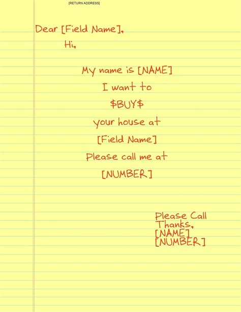 i wanna buy your house i want to buy your house letter 28 images ein brief der schule meiner tochter warf
