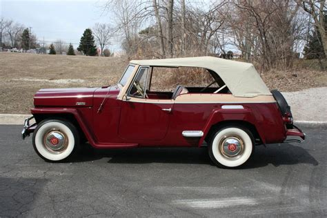 1949 willys jeepster 1949 willys jeepster convertible 103413