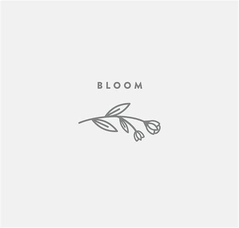tattoo logo inspiration flower logo design inspiration tattoo pinterest