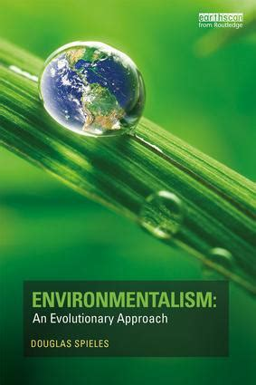 environmentalism an evolutionary approach books environment sustainability routledge