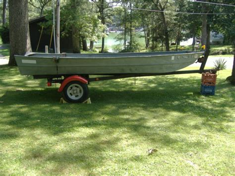 used flat bottom boat trailer for sale appleby 14 foot flat bottom jon boat with highlander boat