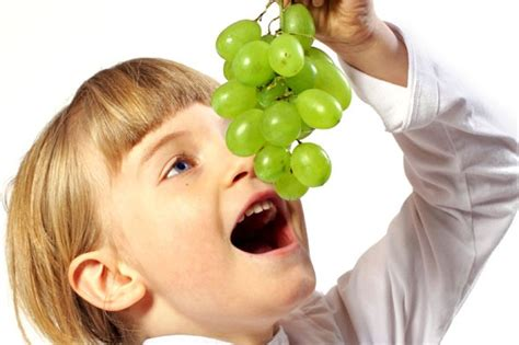 ate grapes ways to encourage children to eat and enjoy fruit and vegetables