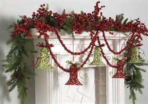christmas poinsettia fireplace mantel scarf 112 best christmas mantels images on christmas