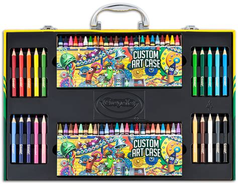 64 in the box fly with this color box robin s egg blue box of 64 crayons crayola 174 crayons 96ct sc 1 st target