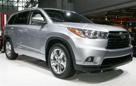 2015 Toyota Highlander Release Date Home Car Release Dates Car Reviews Automotive