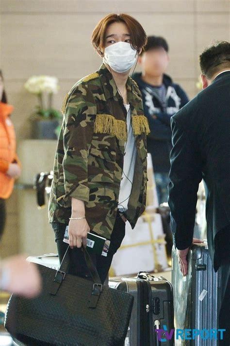 Jp Winner86 photo winner 海外スケジュールのため中国へ 個性溢れる空港ファッション entertainment 韓流 韓国芸能ニュースはkstyle