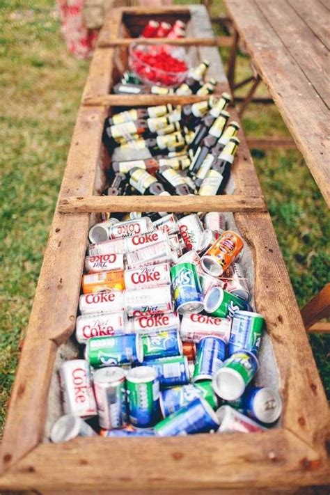 Backyard Wedding Drink Ideas 19 Clever Diy Outdoor Cooler Ideas Let You Keep Cool In