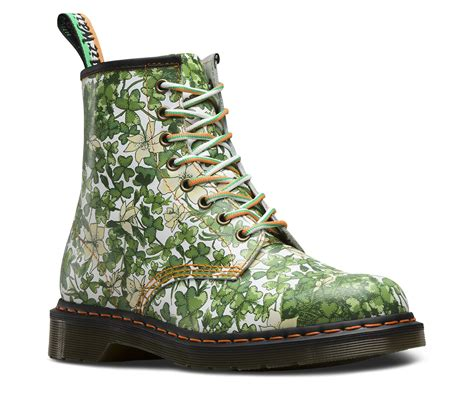 St Boots st s 1460 green footwear official dr martens