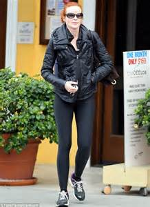 marcia cross mother marcia cross maintains her hollywood figure as she hits