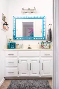Makeup Vanity For Small Spaces Organize Your Bathroom Vanity Like A Pro A Beautiful Mess