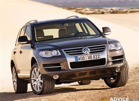 2008 Volkswagen Touareg Reviews by 2008 Volkswagen Touareg V10 Tdi Review Caradvice