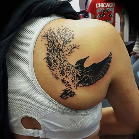 negative space tattoo 16 negative space designs ideas design trends