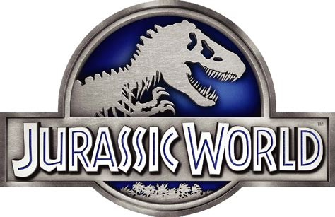 imagenes png jurassic world file jurassic world logo png jurassic outpost encyclopedia