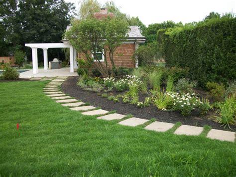 Garden Pathway Ideas hamptons landscaping design landscaping contractor in