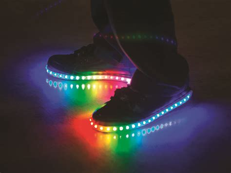 light shoes for image gallery led lights shoes