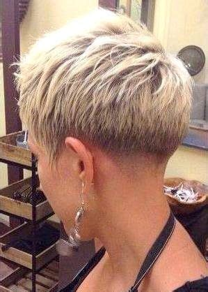 shaved nape short pixie haircuts 179 best images about kiss it on pinterest