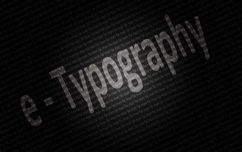 typography wallpaper photoshop tutorial e typography typography wallpaper in photoshop