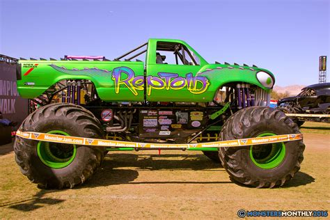 little monster truck videos reptoid monster trucks wiki fandom powered by wikia