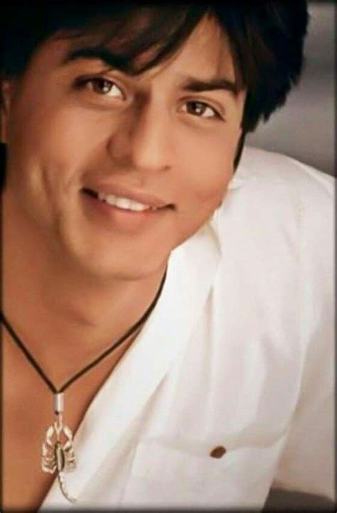 young pics sweet photo of a young and charming srk shah rukh khan