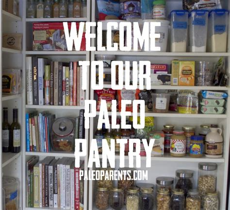 Paleo Pantry up s paleo 101