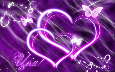 wallpaper cute purple love free love and emotions wallpapers wallpapers 4 beautifoul