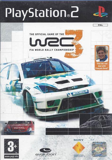 Kaset Ps4 Wrc 7 Fia World Rally Chionship wrc 3 the official of the fia world rally chionship playstation 2 ps2 pal