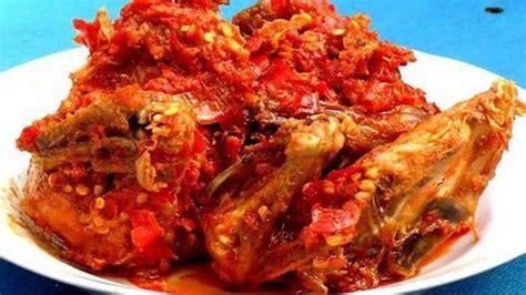 resep ayam goreng balado rumah makan padang lifestyle