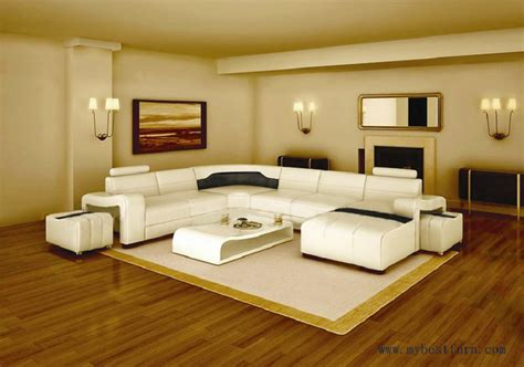 popular living room furniture popular leather ottoman furniture buy cheap leather