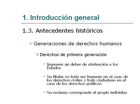 antecedentes del articulo5 el sistema de protecci 243 n internacional de los derechos