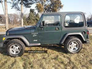 2000 Jeep Wrangler Top 2000 Jeep Wrangler Sport Top