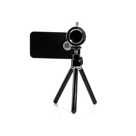 Tripod Iphone 4s pack aluminium zoomx14 iphone lens tripod iphone 4 4s lens touch of modern