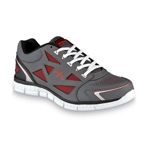 kmart mens athletic shoes mens cushioned running shoes kmart