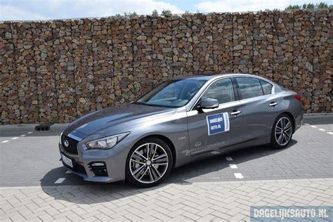 infinity hybrid rijbeleving infiniti q50s 3 5 hybrid dagelijksauto nl