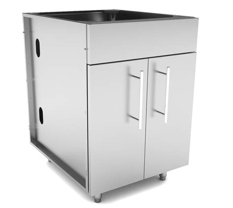 24 stainless steel base cabinet stainless steel cabinets base cabinets