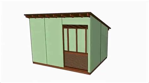 design of a goat house modern design