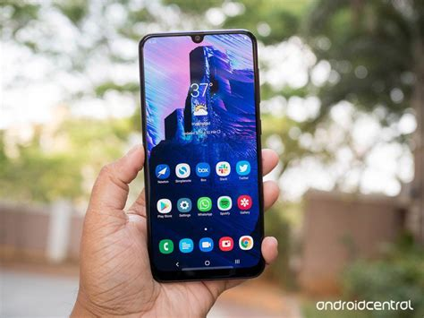 J Pjh Samsung Galaxy A50 by Samsung Galaxy A50 Review The New Budget Chion Android Central