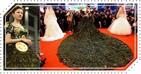 Gaun Pengantin Merak serba serbi pakaian termahal dan terunik didunia kaskus